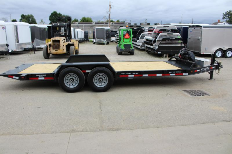 2019 Moritz International ELBH-20 HT 14000 Equipment Trailer
