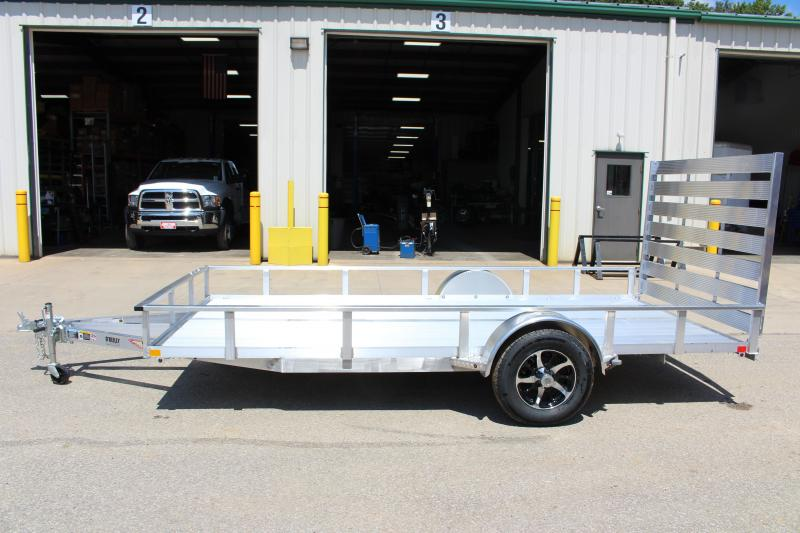 2017 H and H Trailer 6.8 x 14' Utility Trailer