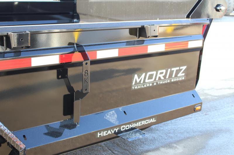 2019 Moritz International DLBH610-14 Dump Trailer