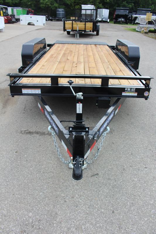 2020 Sure-Trac 7 x 16 Equipment Trailer