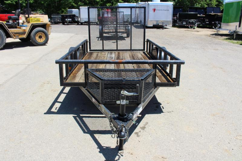 2015 Carry-On 5.5 X 10' Utility Trailer Used