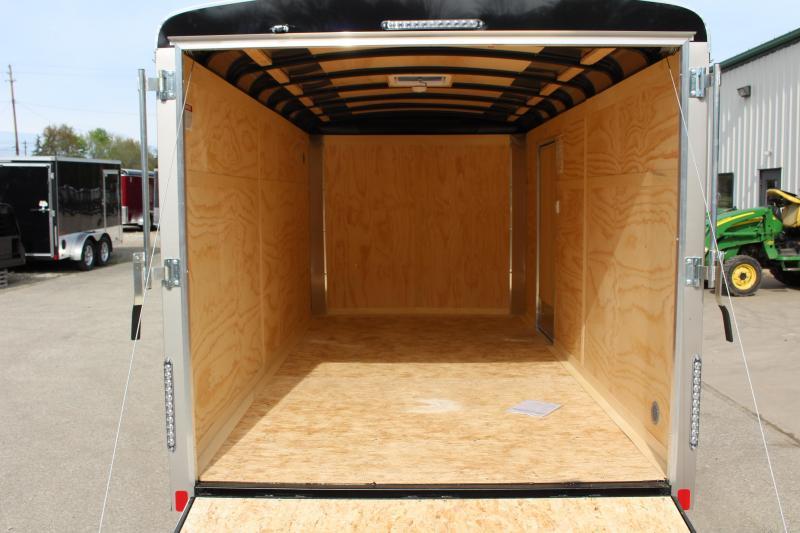 2019 United Trailers ULH 7' x 14'' Enclosed Cargo Trailer