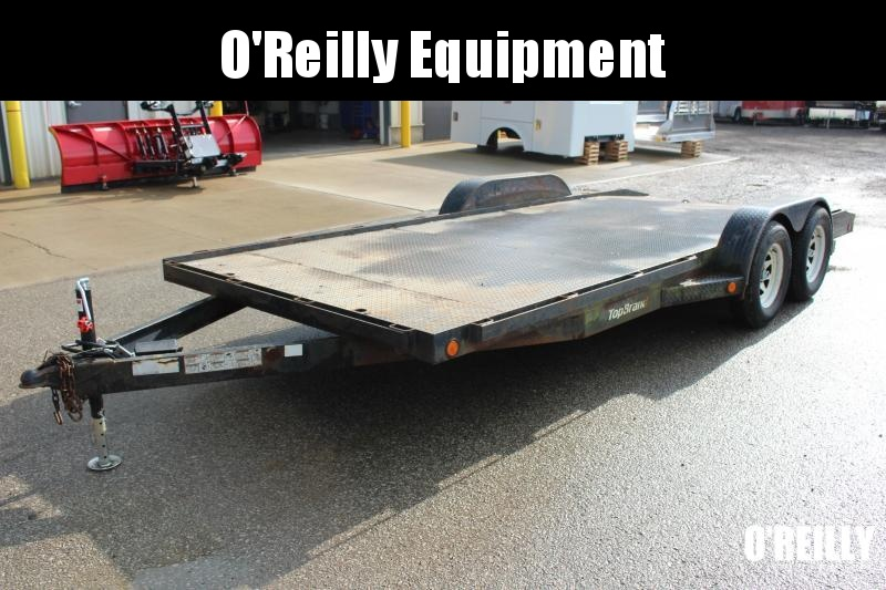 2004 Top Brand 7 x 18 Car / Racing Trailer