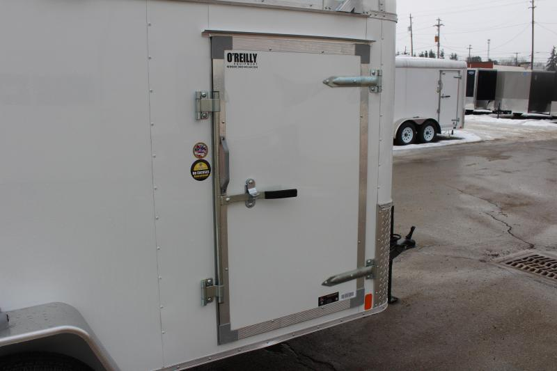 2018 United Trailers ULH 5 x 10 Enclosed Cargo Trailer