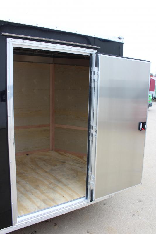 2019 NEO Trailers NAVR 6 x 12 Enclosed Cargo Trailer
