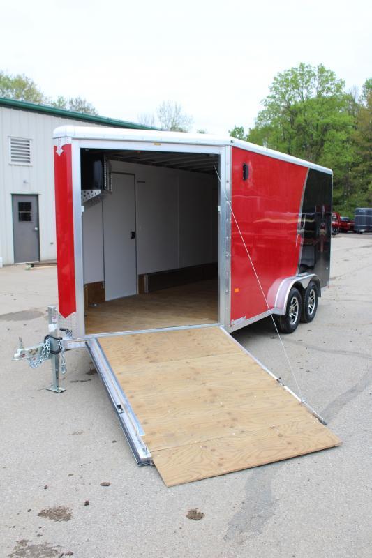 2020 NEO Trailers NAS 7.5 X 18 Enclosed Cargo Trailer