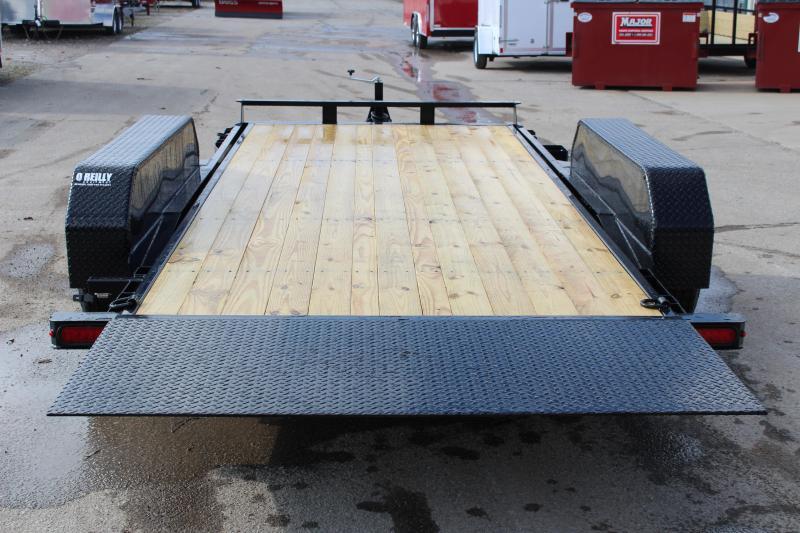 2019 Sure-Trac 7 x 16 Equipment Trailer