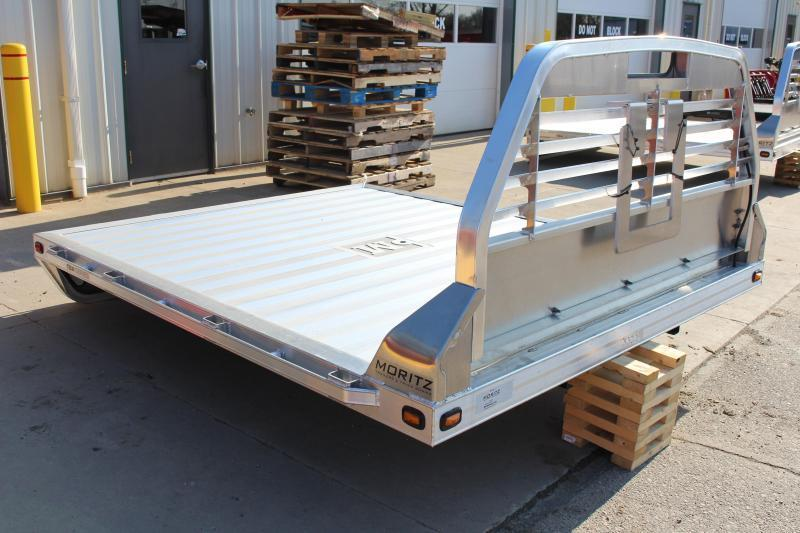 2019 Moritz International TBA8-9.4 Truck Bed - Flat Bed