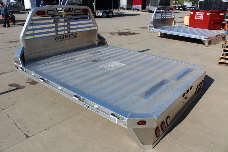2017 Moritz International TBA8-9.4 Truck Bed - Flat Bed