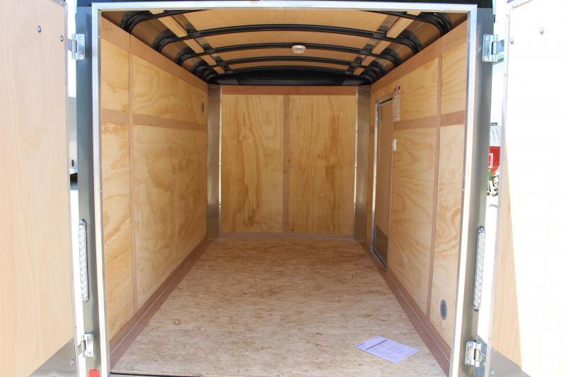 2019 United Trailers ULH 6 x 10 Enclosed Cargo Trailer