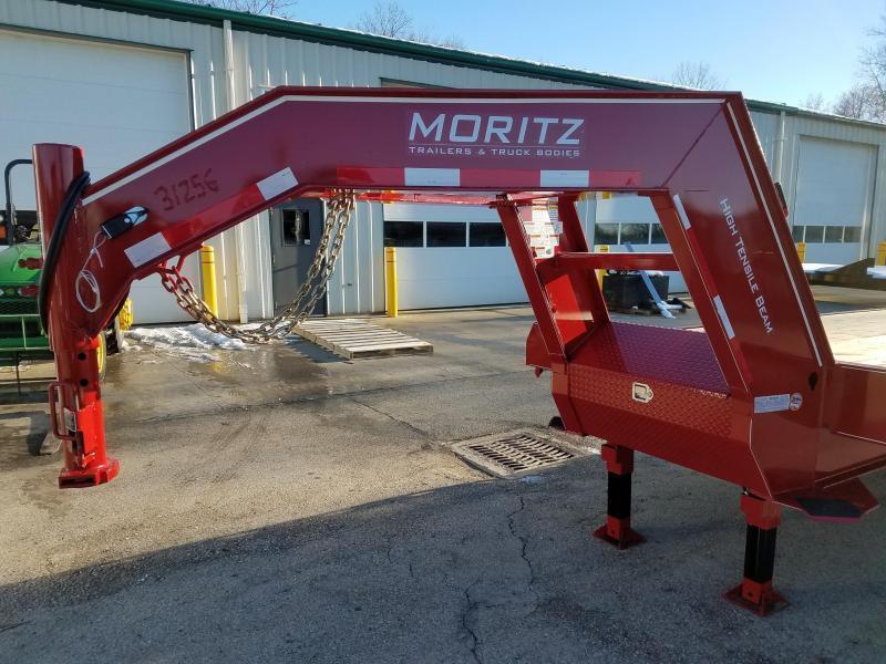 2018 Moritz International FGSH-10+20 Flatbed Trailer