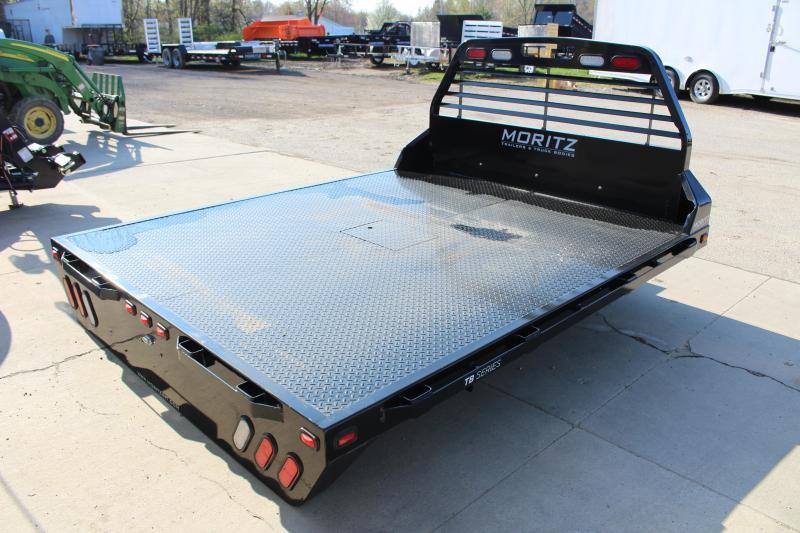 2017 Moritz International TB8-9.4 Truck Bed - Flat Bed