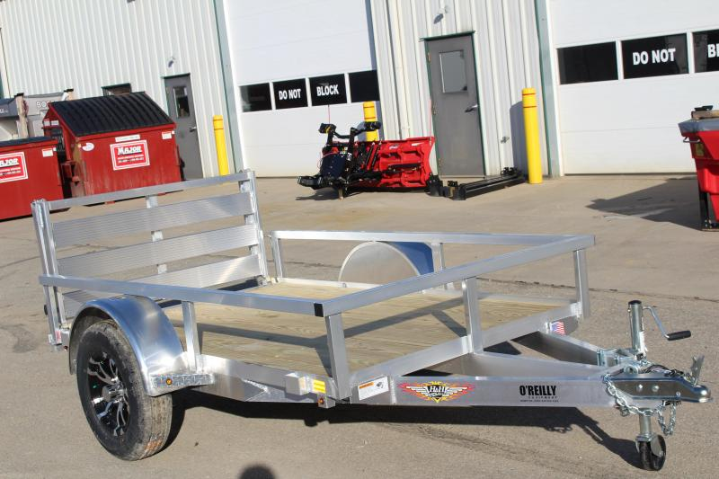 2019 H and H Trailer 5 x 8' Utility Trailer