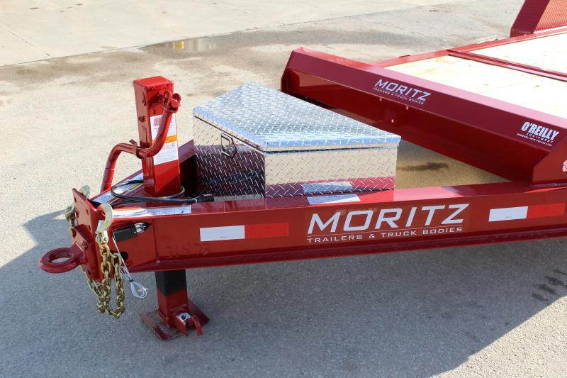 2019 Moritz International ELBH-20 HT 14000 Equipment Trailer
