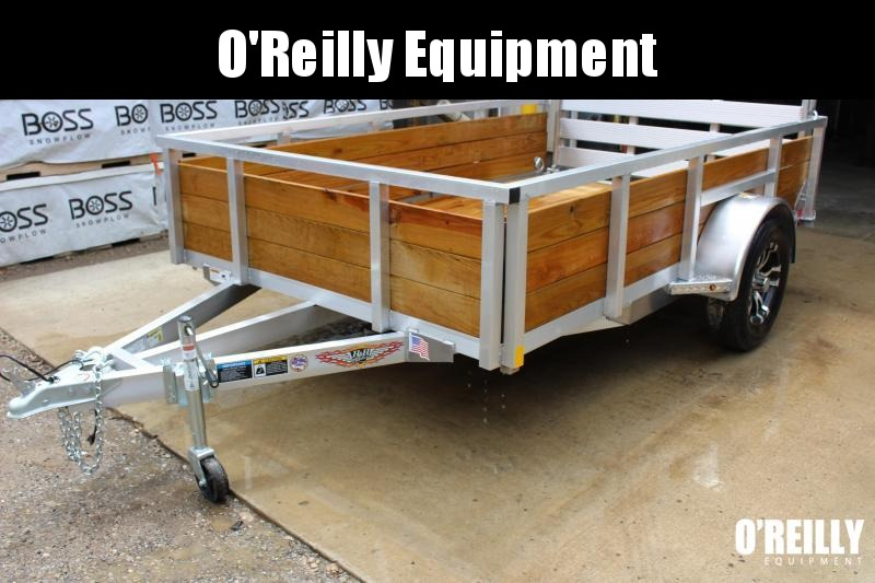 2018 H and H Trailer 6.5 x 10 Utility Trailer