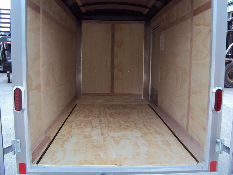 2020 United Trailers 5 x 10 Enclosed Cargo Trailer