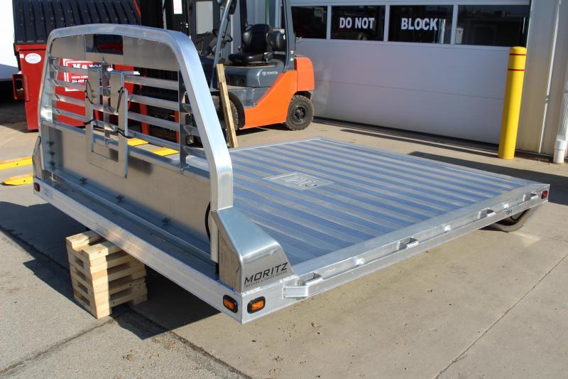 2018 Moritz International TBA8-9.4 Truck Bed - Flat Bed