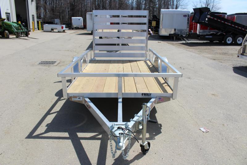 2018 H and H Trailer 5.5 x 10' Utility Trailer