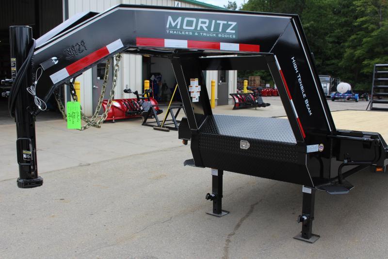 2019 Moritz International FGSH5-20 Flatbed Trailer