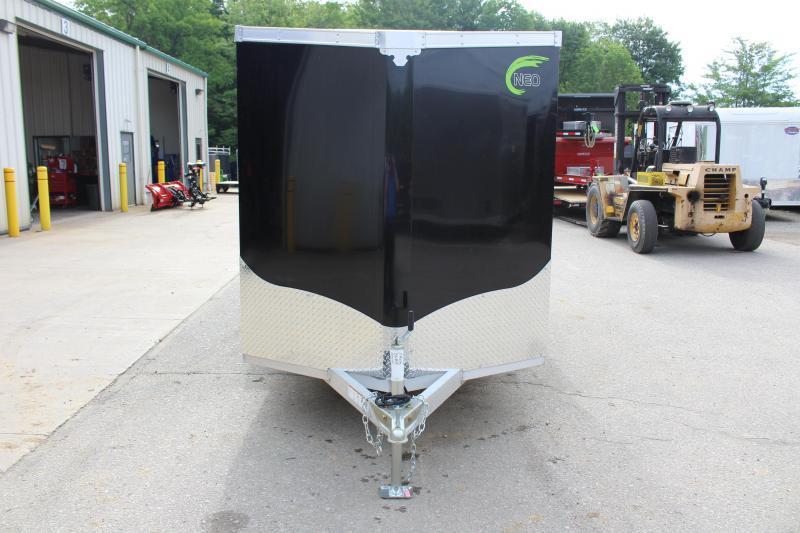 2019 NEO Trailers NAV 6 x 12 Enclosed Cargo Trailer