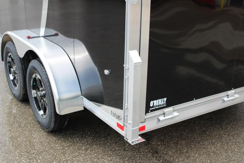 2018 NEO Trailers NAM 7 x 12 Enclosed Cargo Trailer