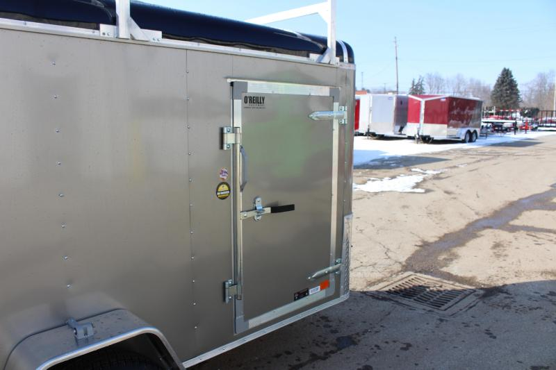 2019 United Trailers ULH 5 x 10 Enclosed Cargo Trailer