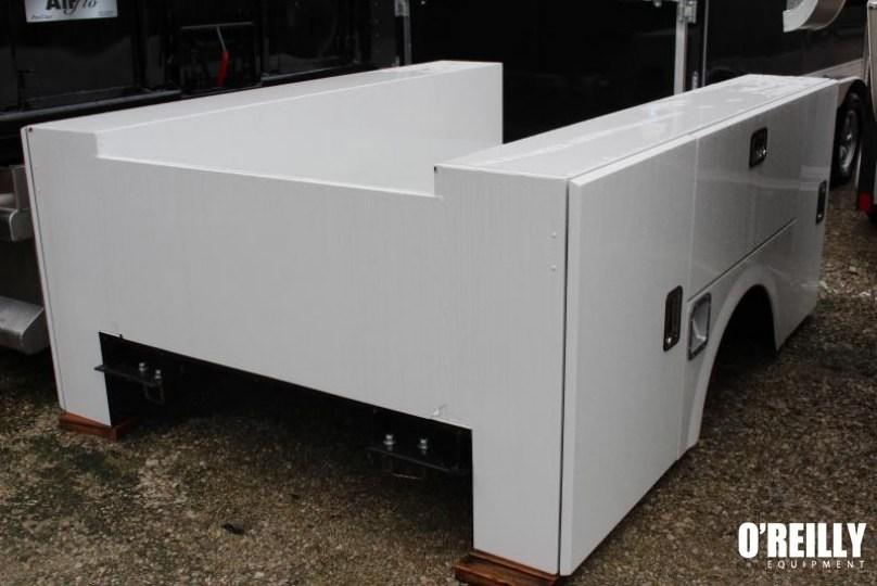 2017 Stahl 98VVS-48.5 Truck Bed - Service Body