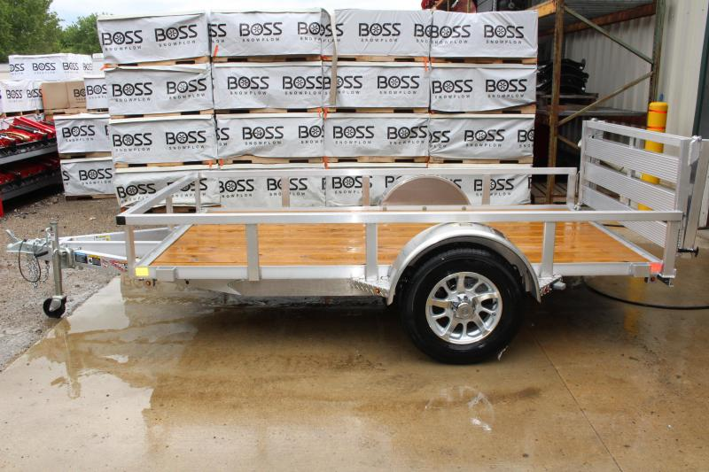 2020 H and H Trailer 5.5 x 10' Utility Trailer