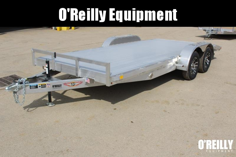 2018 H and H Trailer 7 x 18 Car / Racing Trailer
