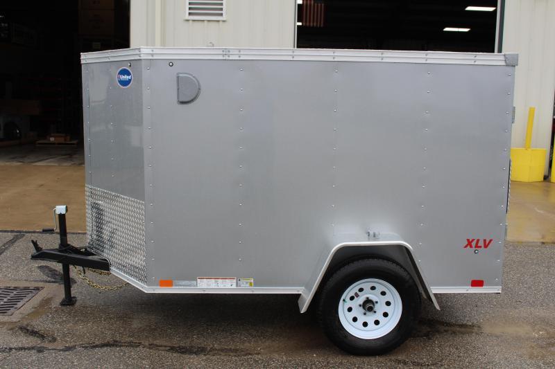 2019 United Trailers XLV 5 x 8 Enclosed Cargo Trailer