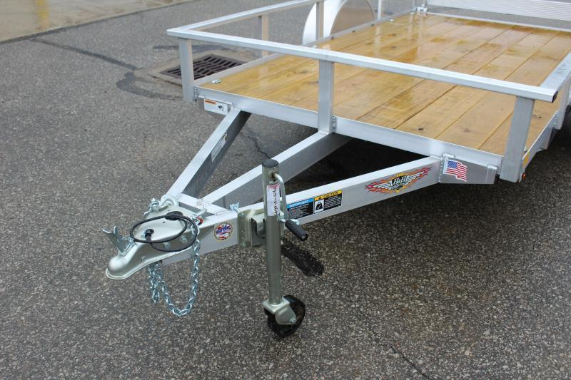2018 H and H Trailer 5.5 x 8' Utility Trailer