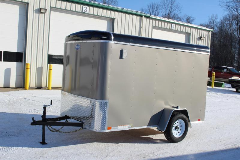 2019 United Trailers ULH 6 x 10 Enclosed Cargo Trailer