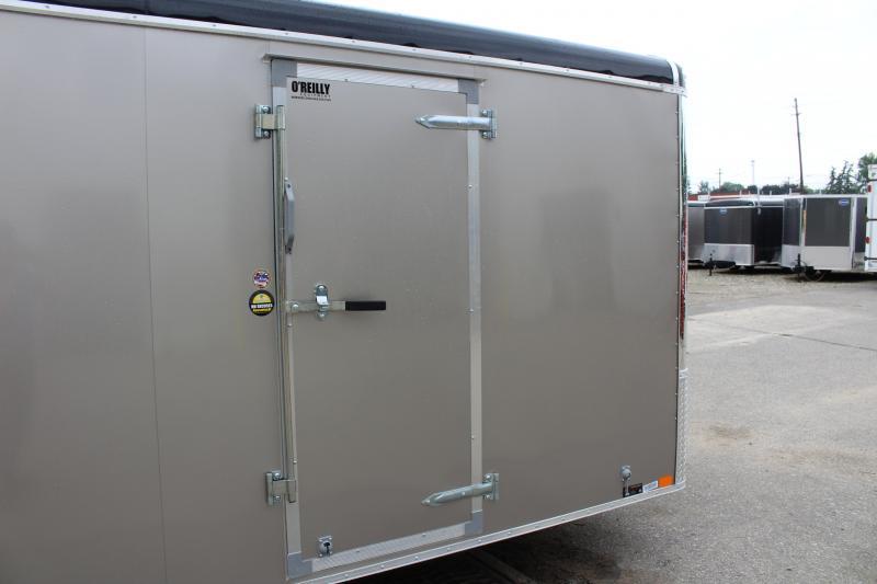 2019 United Trailers ULT 8.5X22 Enclosed Cargo Trailer