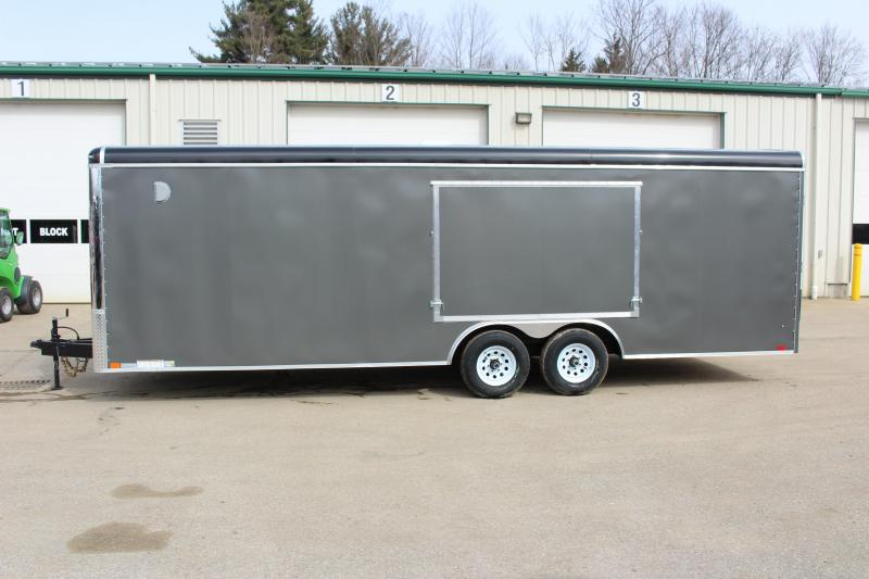 2019 United Trailers ULT 8.5X24 Enclosed Cargo Trailer