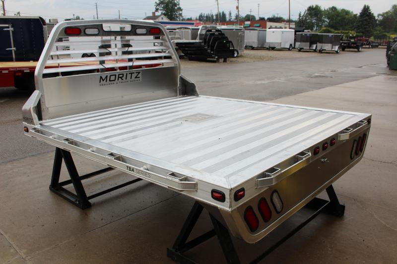 2018 Moritz International TBA8-8.5 Truck Bed - Flat Bed
