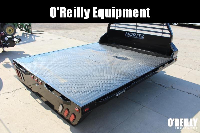 2020 Moritz International TB8-9.4 Truck Bed - Flat Bed
