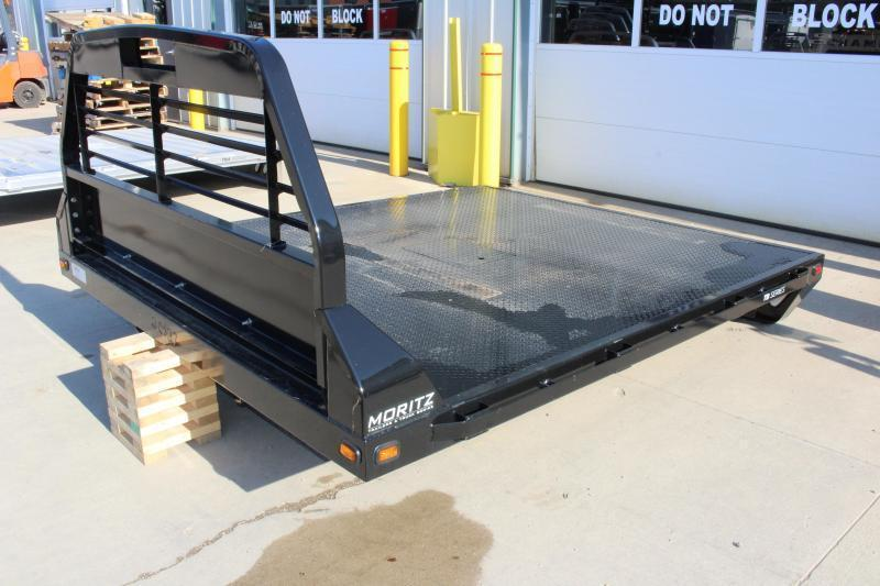 2020 Moritz International TB8-9.4 Truck Bed - Flat Bed