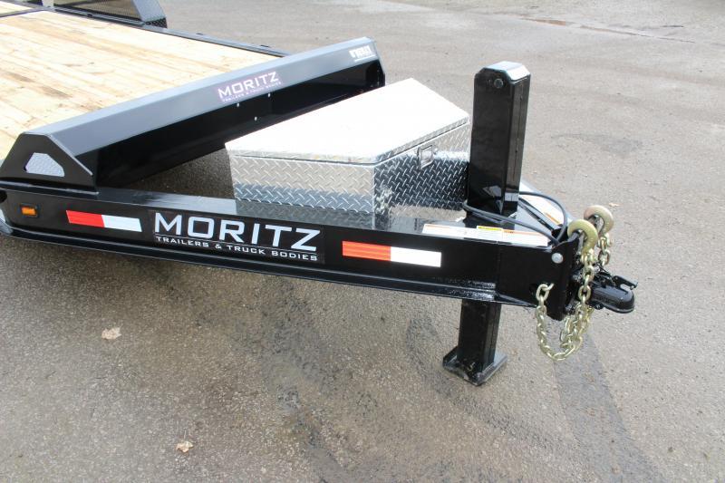 2019 Moritz International ELBH-20 HT 16000 Equipment Trailer
