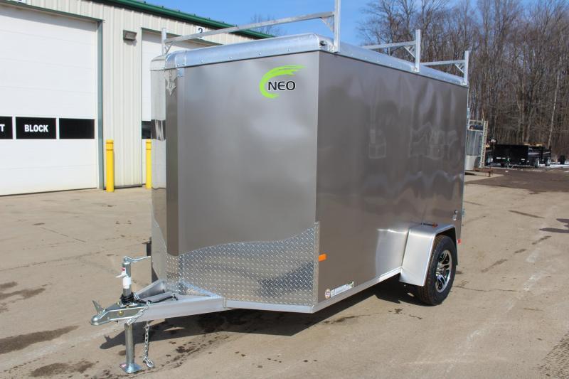 2020 NEO Trailers NAV 6 x 10  Enclosed Cargo Trailer