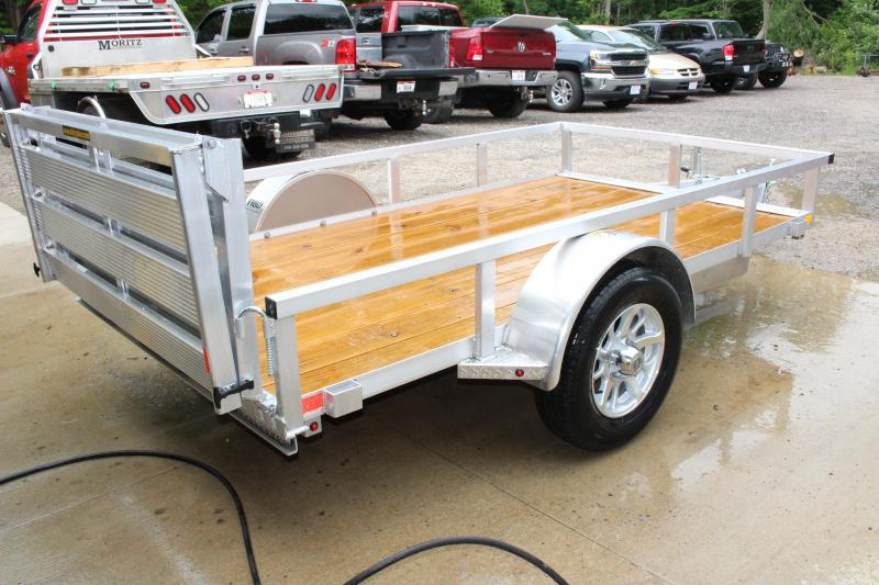 2019 H and H Trailer 6.5 x 10' Utility Trailer