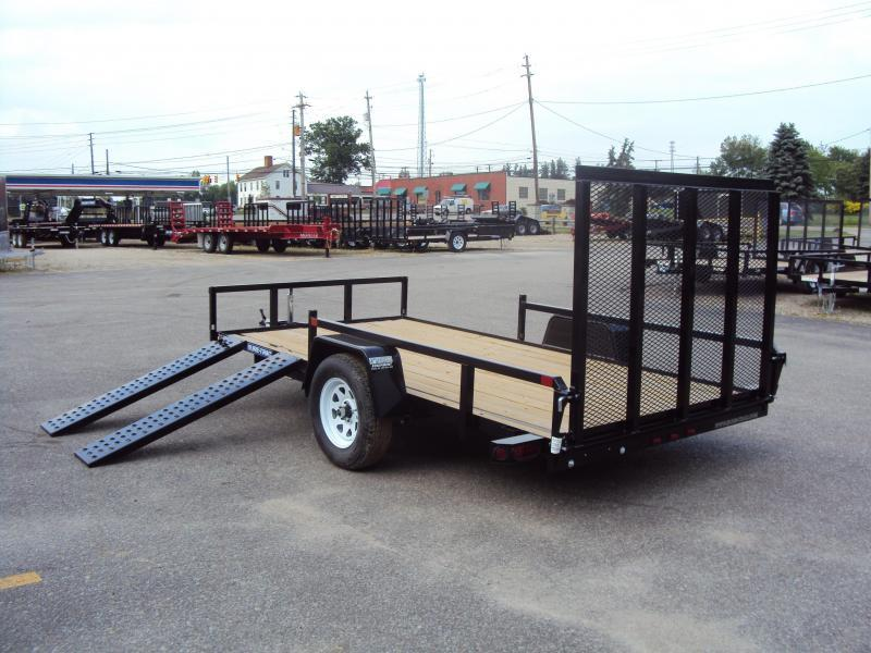 2019 Sure-Trac 6 x 12 ATV Trailer