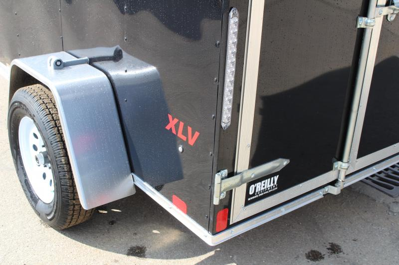 2019 United Trailers XLV 5 x 8 Enclosed Cargo Trailer
