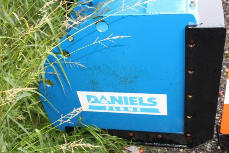 2017 Daniel's Pinnacle Pusher Loader & Skid Steer Plow