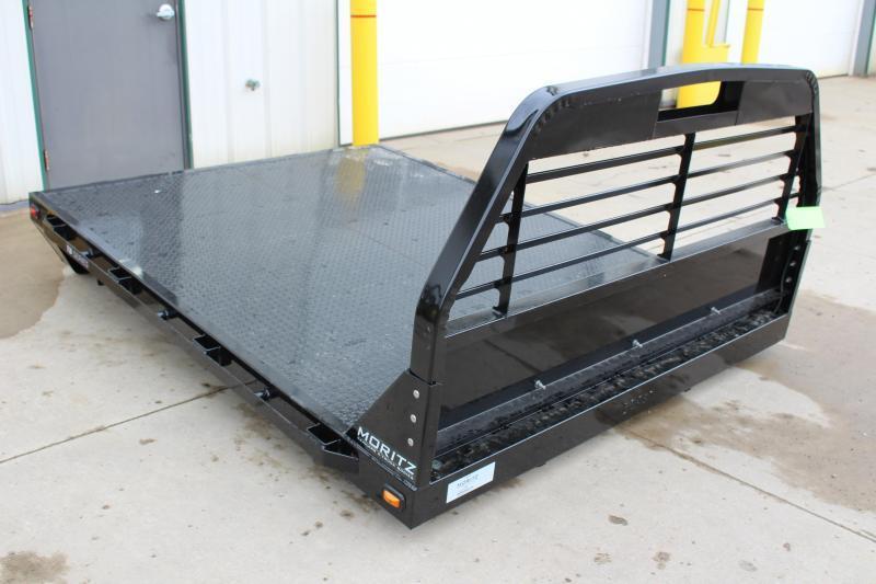 2018 Moritz International TB7-8.5 Truck Bed - Flat Bed
