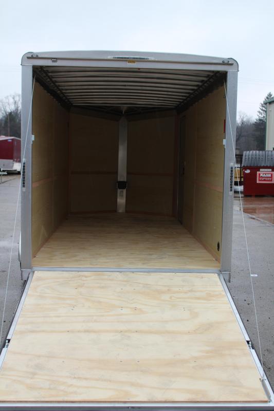 2019 NEO Trailers NAV 7 x 16 Enclosed Cargo Trailer