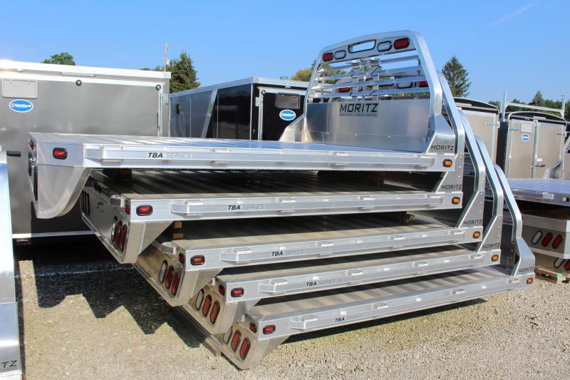 2017 Moritz International TB7-86 Truck Bed - Flat Bed