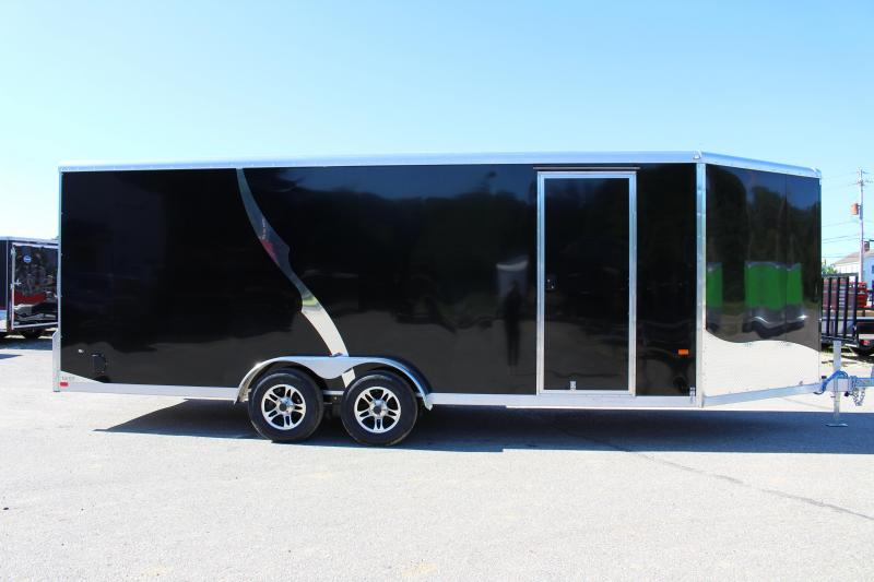 2019 NEO Trailers NAS 7 X 24 Enclosed Cargo Trailer