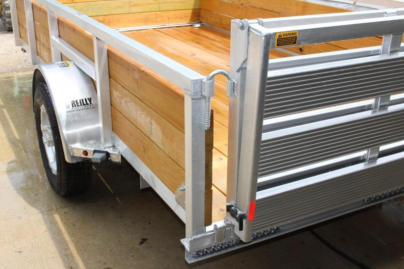 2020 H and H Trailer 6.5 x 12 Utility Trailer