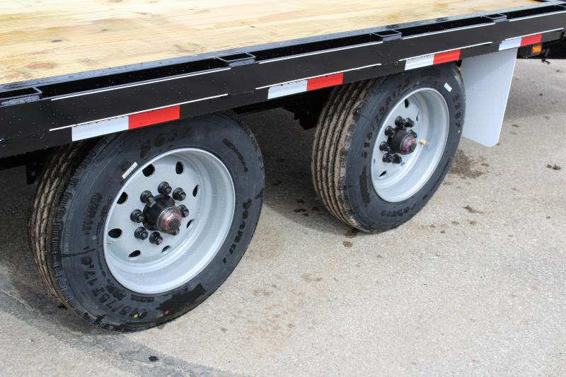 2019 Moritz International FGSH5-20 Flatbed Trailer