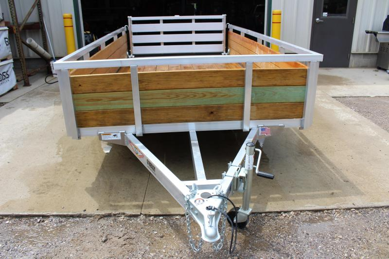 2018 H and H Trailer 6.5 x 12 Utility Trailer
